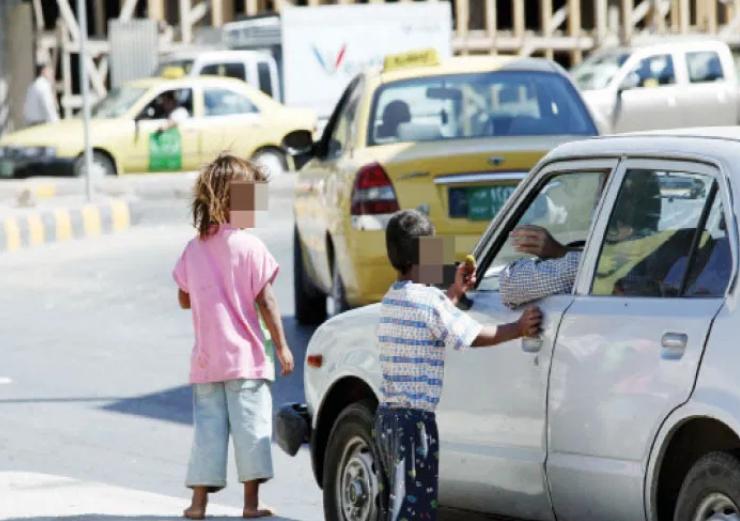 ضبط 173 متسولا وبائعا جوالا منذ بداية شهر رمضان في إربد