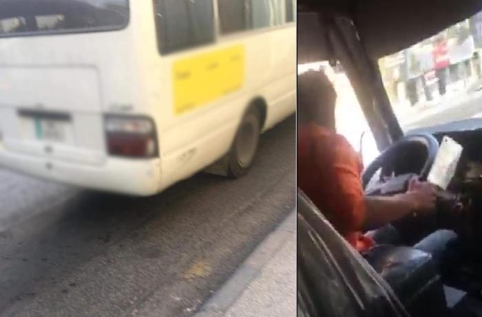 """هيئة النقل: """"حامل البلطة"""" حالة فردية لا تعكس سلوك سائقي الحافلات"""