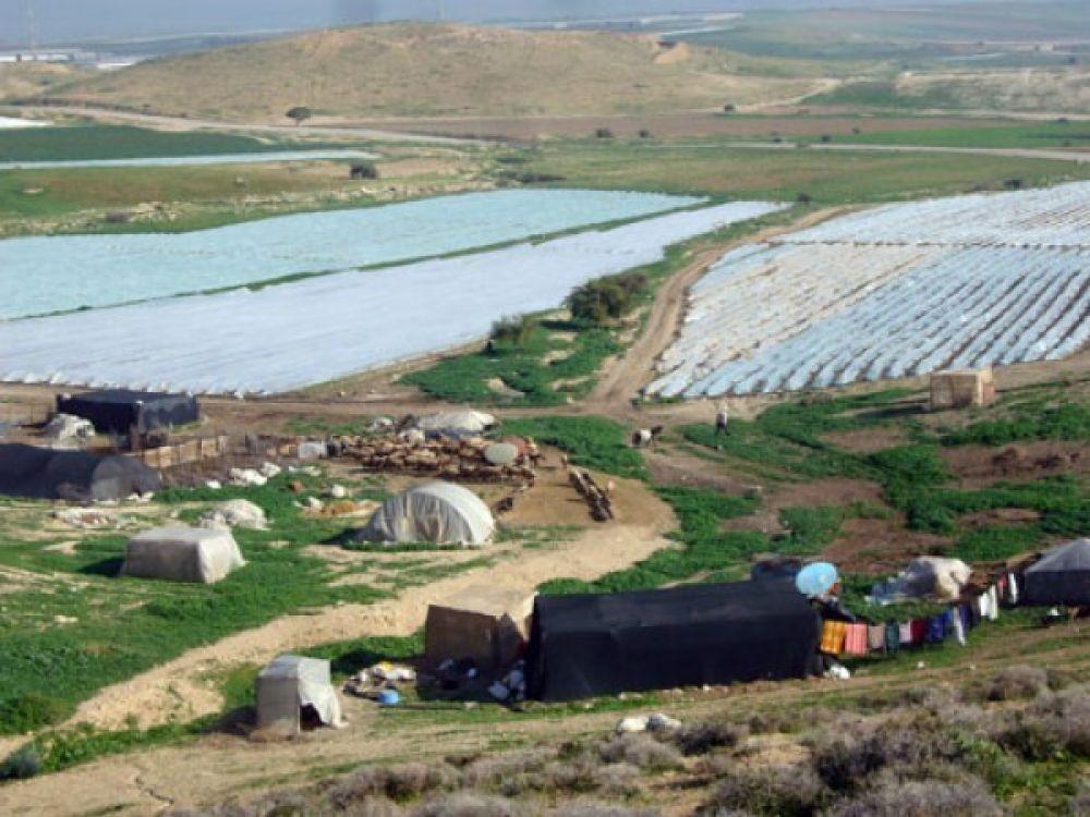 الاحتلال يشن حربا على مياه الفلسطينيين في الأغوار الشمالية