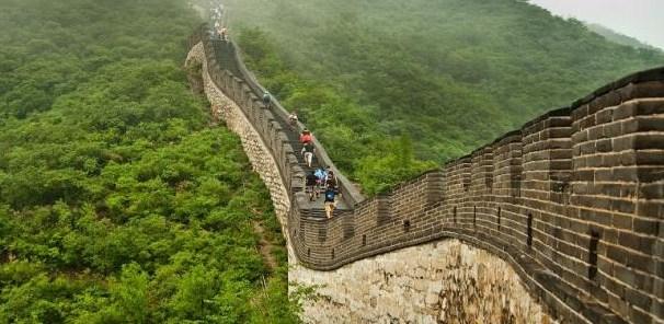 بالصور .. كيف تم بناء سور الصين العظيم
