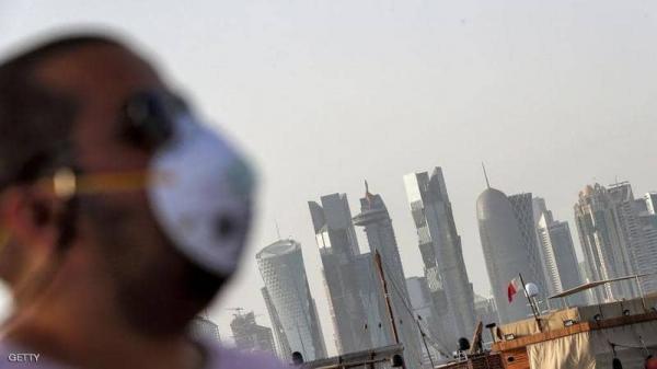 قطر تسجل انخفاضا كبيرا في عدد الاصابات اليومية بكورونا