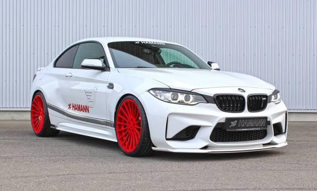 بالصور .. تعرف على سيارة  BMW M2