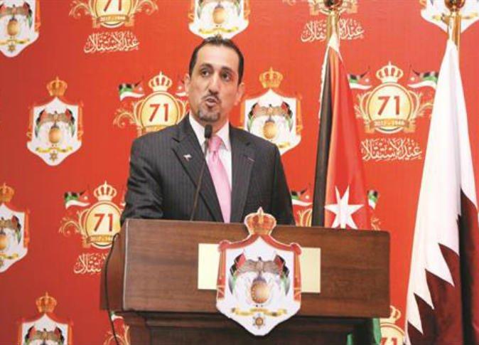 السفير سفيان القضاة  ..  مبارك الترفيع