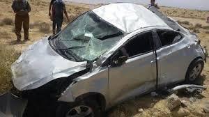 وفاة شخص وإصابة خمسة آخرين اثر حادث تدهور في الزرقاء