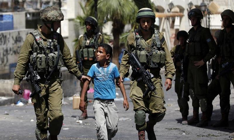 """فلسطين: الاحتلال الإسرائيلي ينتهك حقوق الأطفال """"بشكل خطير"""""""