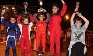 خاتمة سباقات بطولة الأردن للكارتينغ تكشف عن أبطالها
