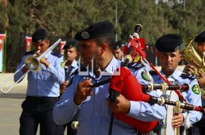 بالصور .. احتفالات مدينة الحسين بعيد الاستقلال