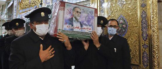 السعودية تدين اغتيال العالم الايراني وتعتبره خسارة للمسلمين