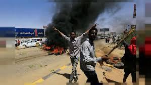 السودان: المجلس العسكري يعلن وقف التفاوض مع المحتجين 72 ساعة