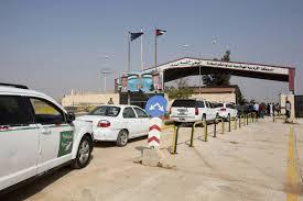 999 أردنيا و393 سوريا غادروا إلى سوريا عبر معبر جابر الخميس