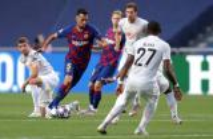 برشلونة 1-4 بايرن ميونخ في دوري أبطال أوروبا