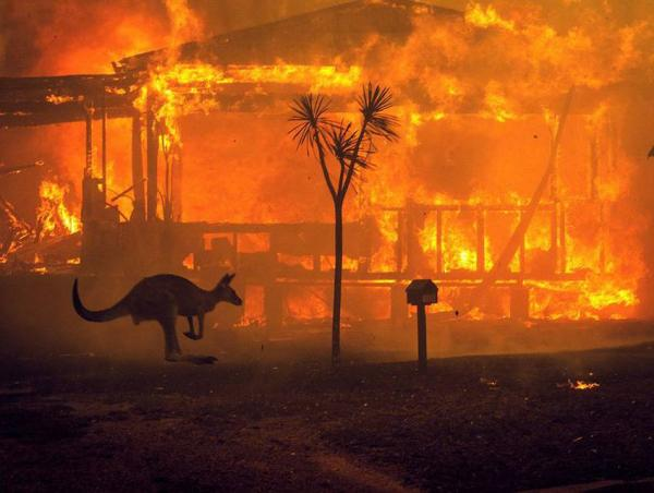 أستراليا تحذر: ارتفاع في الحرارة يهدد بتجدد الحرائق