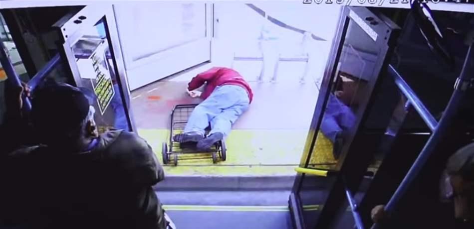 حادثة شنيعة في حافلة تودي بحياة رجل مسن في مدينة لاس فيغاس