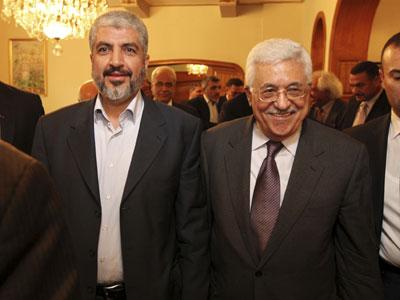 حركتا حماس وفتح تعلنان تطبيق اتفاق المصالحة في غضون ثلاثة اشهر