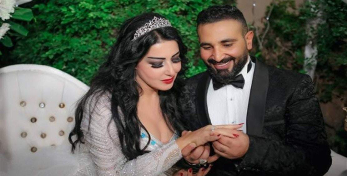 أحمد سعد لسمية الخشاب: بلاش حاجات من تحت لتحت ..  كنت هزعل منه أوي لو مكنش عزمني