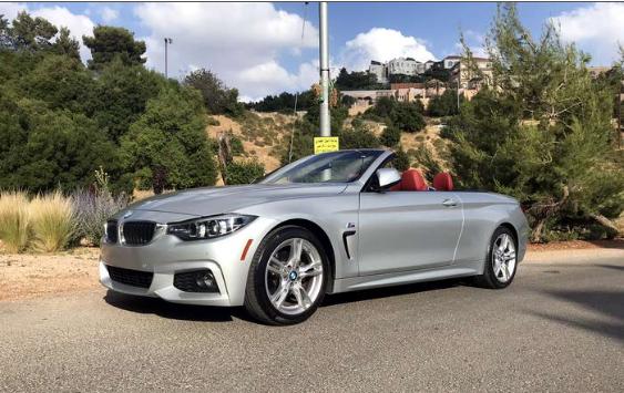 كشف M POWER original kit 2018 convertible BMW 430i ليست 428i بي ام دبليو 428 مجمركه أو غير مجمركه