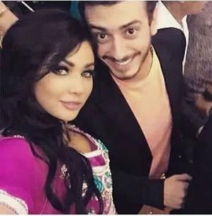رد عنيف من سعد المجرد على خبر خطوبته لابتسام تسكت