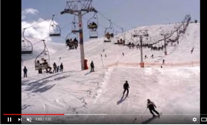 بالفيديو  ..  افضل الوجهات للسياحة في لبنان