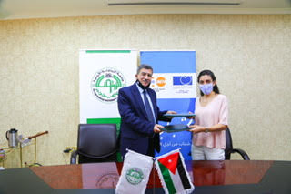 الزيتونة الأردنية توقع اتفاقية تعاون مع الجمعية الملكية للتوعية الصحية