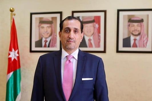 القضاة سفيراً غير مقيم للمملكة في جمهورية مولدوفا