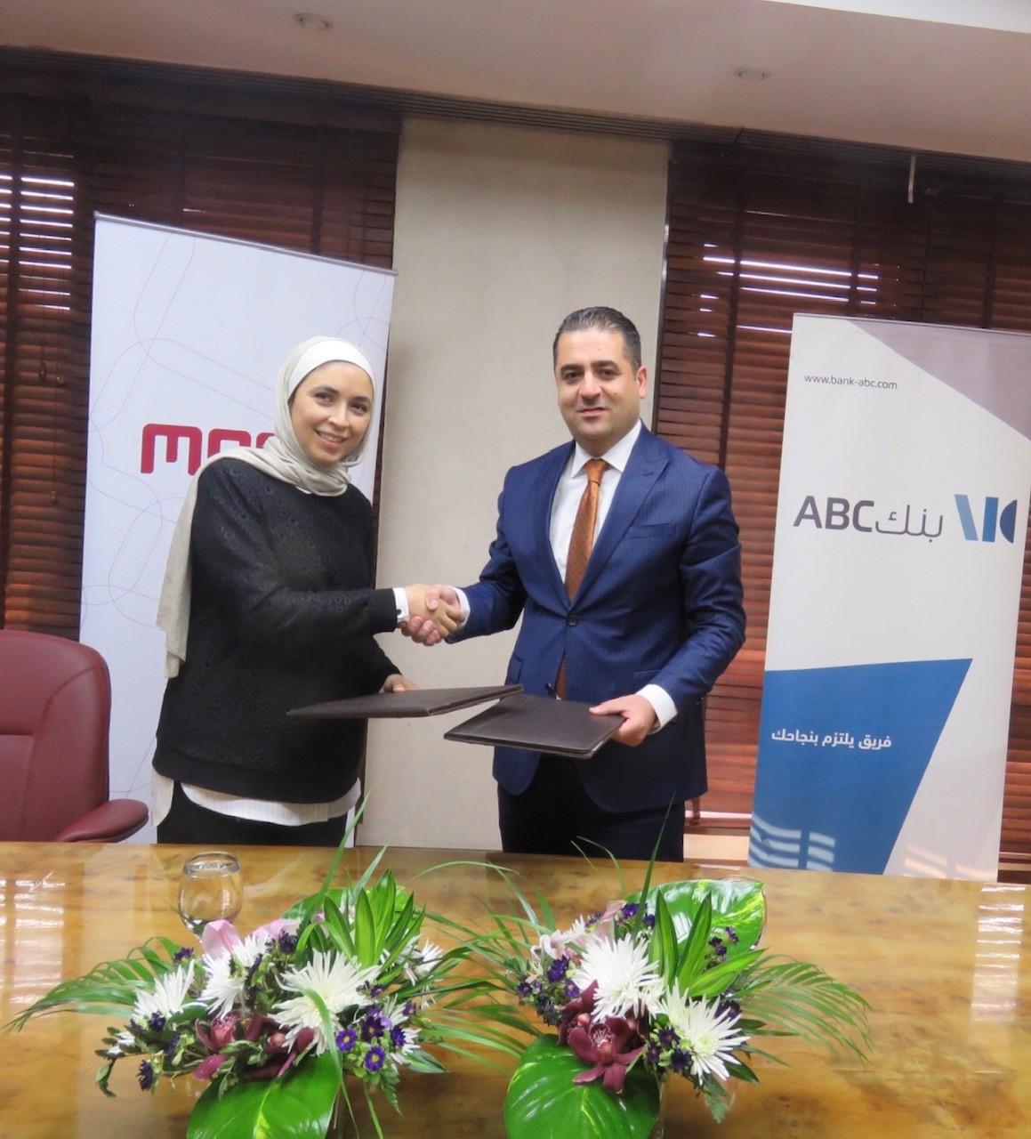 بنك ABC الأردن والشرق الأوسط لخدمات الدفع (MEPS) يوقعان اتفاقية تعاون مشترك