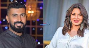 بالصور  ..  نجلاء بدر تفتح النار على محمد سامي بسبب زوجته  ..  تفاصيل