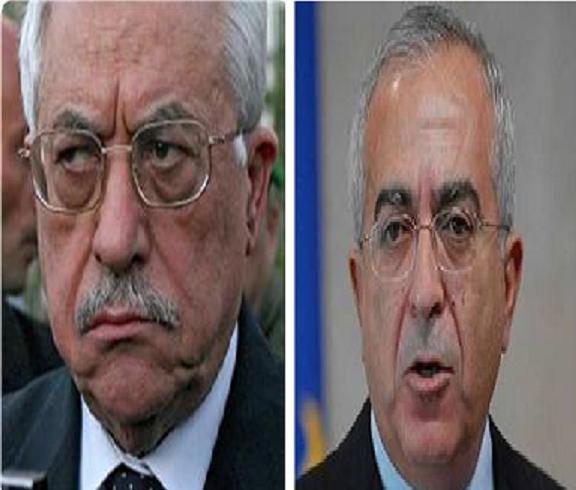 إستقالة سلام فياض ومحمد مصطفى الأقرب لتشكيل الحكمومة