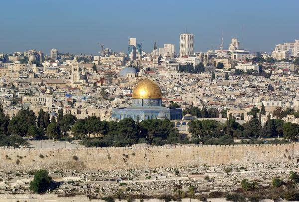 الأردن يدين فتح هندوراس سفارة في القدس