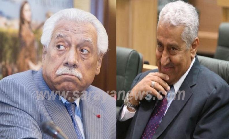 """الأردنيون للرئيس النسور : إن لم """"تورط"""" الاردن بصندوق النقد  ..  فمن نصب بلتاجي أميناً لــ""""يرهن"""" العامود الأثري للبنوك ؟؟"""
