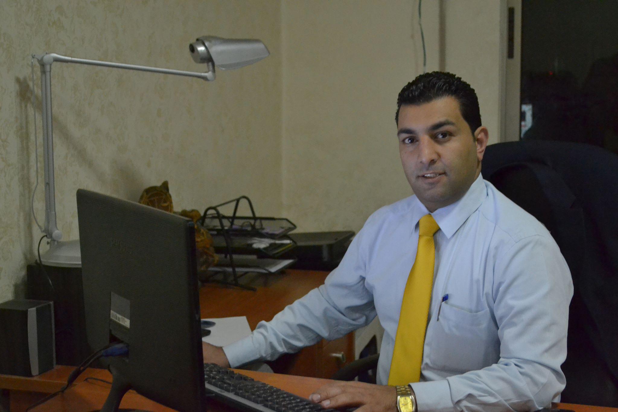 الاعلامي العياصرة : تطبيق شرق بوابة اردنية نحو صحافة مهنية