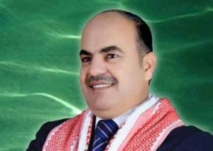 """الناشط الاجتماعي في البادية الشمالية """"عطاالله الخالدي"""" يُهنىء الوطن و قائده بمئوية الدولة"""