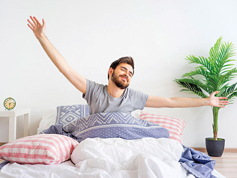 إذا كنت تعاني من الاستيقاظ مبكرا فإليك هذه النصائح