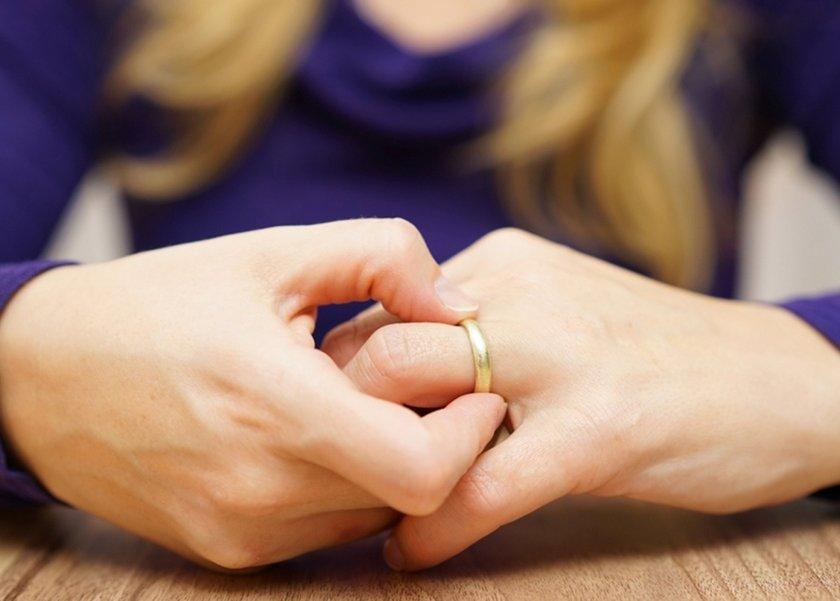 حكم طلاق الزوجة لانها لا تقبل ان تصلي