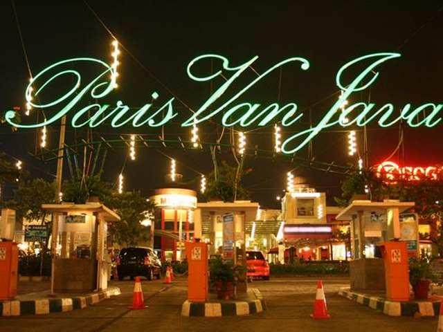 بالصور  ..  أفضل النشاطات السياحية في باريس فان جافا باندونق اندونيسيا