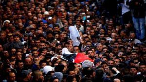 112 شهيدا و13 ألف إصابة بمسيرات العودة بغزة