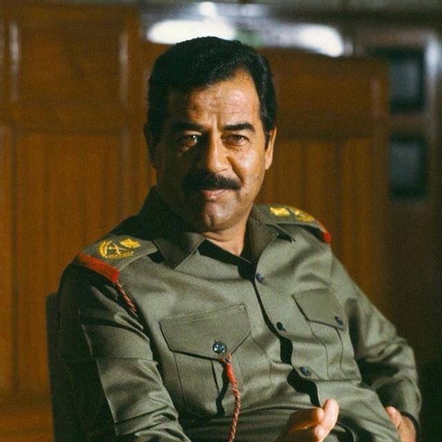 """بالفيديو  .. نشيد صدام حسين يثير البلبلة في حفل تخرج بالنجف  ..  واعتقال منظم الحفل  .. """"تفاصيل"""""""