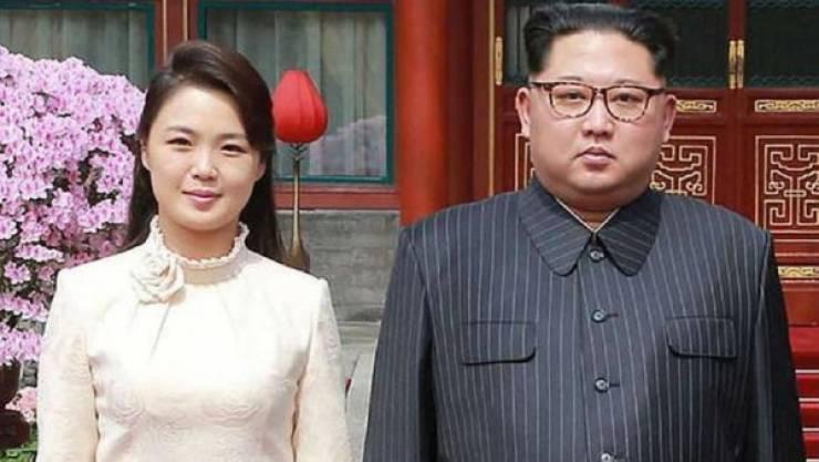 اختفاء زوجة زعيم كوريا الشمالية يثير الجدل والتكهنات