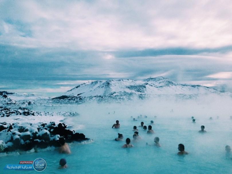 آيسلندا ..  جزيرة النار والثلج تأسر قلوب السياح  ..  صور