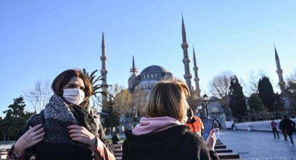 أكثر من مئة وفاة في تركيا بفيروس كورونا