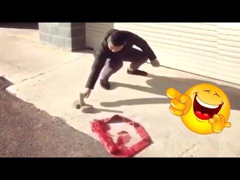 بالفيديو .. ضحك بلا حدود