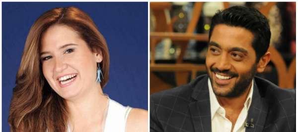 حذف هنا شيحة صورها مع أحمد فلوكس ..  هل أزعجتها تصريحات الممثل حول زواجهما لاتخاذ هذا القرار؟