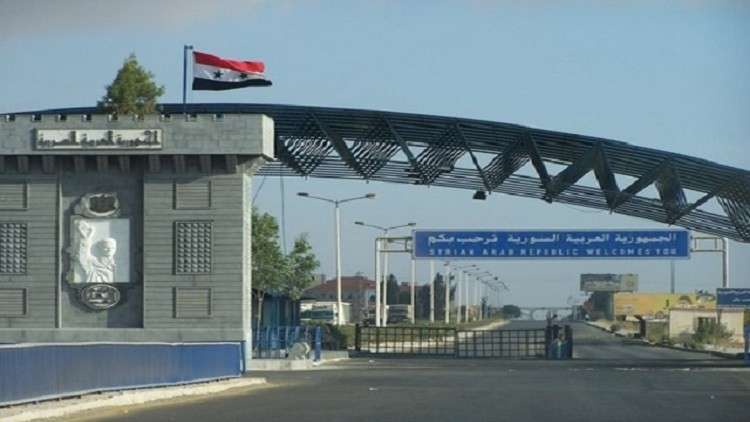 4 شاحنات سورية محملة بالبضائع ستعبر من الأردن إلى الخليج