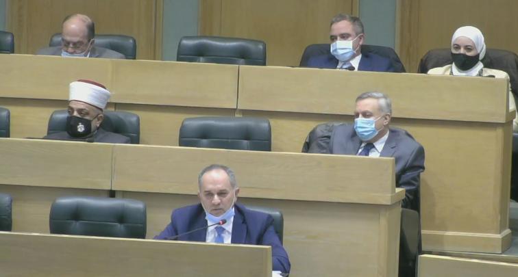 وزير العدل: اتفاقيتنا مع أوكرانيا لا تنتقص من سيادتنا