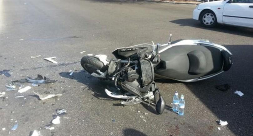 وفاة شخص دهسته دراجة نارية بعمان