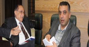 """النائب الظهراوي لنائب رئيس الوزراء العناني: """"والله عيب"""" ألا تخجل من نفسك..صورة"""
