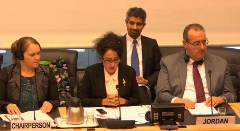 انتقادات بالجملة للوفد الأردني في اجتماعات جنيف لحقوق الإنسان