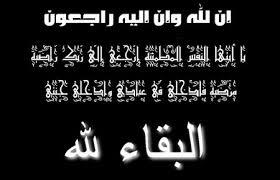 """وفاة """"محمد المومني""""  والد """"نقيب الصحفيين"""" في ذمة الله"""