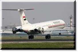 السعودية تمنع طائرة البشير من عبور اجوائها