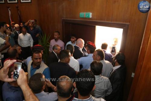 وزير العدل لسرايا : انسحبنا من اجتماع الزرقاء لأن بعض الحاضرين منعونا من التحدث بقانون الضريبة