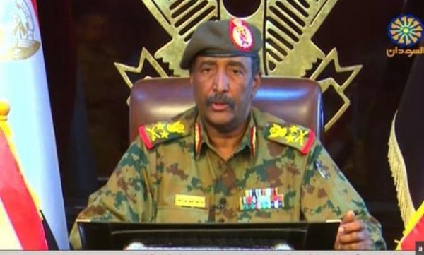 """المجلس العسكري السوداني يقر برئاسة الحكومة لـ""""شخصية مدنية"""""""